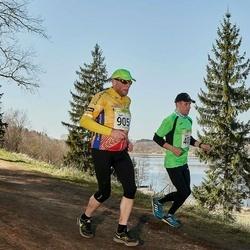 88. Suurjooks ümber Viljandi järve - Aare Ansmitt (905)