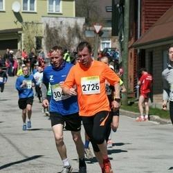 88. Suurjooks ümber Viljandi järve - Ago Teder (2726)