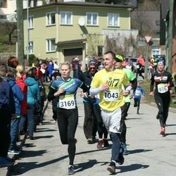 88. Suurjooks ümber Viljandi järve - Annika Veimer (976), Vaigo Mikson (1043), Berit Rohtjärv (3169)