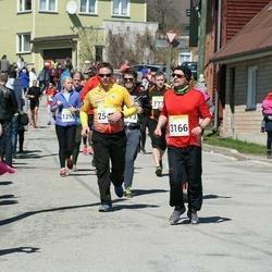 88. Suurjooks ümber Viljandi järve - Age Juurikas (2790), Jaak Muug (3166)
