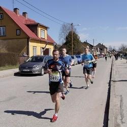 88. Suurjooks ümber Viljandi järve - Andero Sopp (2497)