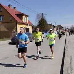 88. Suurjooks ümber Viljandi järve - Ats Kask (165), Arno Bester (189), Rommi Kruuse (2153)