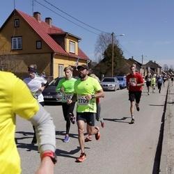 88. Suurjooks ümber Viljandi järve - Daniel Michael Tikva (276), Aigar Ojaots (2709)