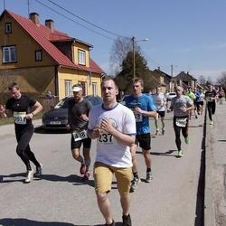 88. Suurjooks ümber Viljandi järve - Agris Linnaste (237)