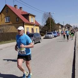 88. Suurjooks ümber Viljandi järve - Aare Piire (783)