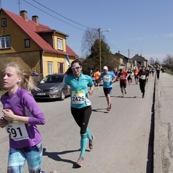88. Suurjooks ümber Viljandi järve - Brit Rammul (2426)