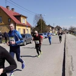 88. Suurjooks ümber Viljandi järve - Agris Knope (701)
