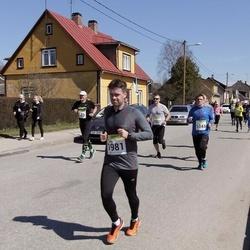 88. Suurjooks ümber Viljandi järve - Arko Kadajane (1981)