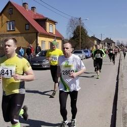 88. Suurjooks ümber Viljandi järve - Andres Sööt (841), Aarne Nõmberg (2860)