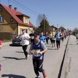 88. Suurjooks ümber Viljandi järve - Kaarel Tõruvere (558)