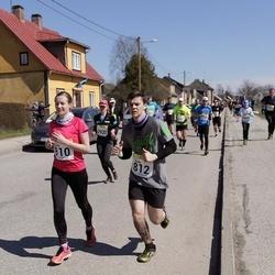 88. Suurjooks ümber Viljandi järve - Katre Tatrik (810), Andry Nõgols (812)