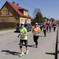 88. Suurjooks ümber Viljandi järve - Kristi Rao (1204), Margit Huttunen (1827)