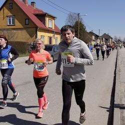 88. Suurjooks ümber Viljandi järve - Sirje Lang (1360)
