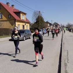 88. Suurjooks ümber Viljandi järve - Anna Maria Võsu (2502)