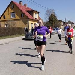 88. Suurjooks ümber Viljandi järve - Inga Ritere (1408)