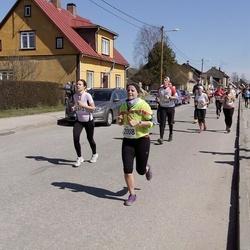 88. Suurjooks ümber Viljandi järve - Karin Kiilaspä (2008)