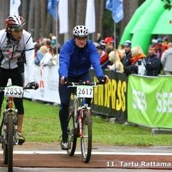 SEB 11. Tartu Rattamaraton - Jaan Võsu (2617), Annes Dreimann (2853)