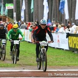 SEB 11. Tartu Rattamaraton - Aare Ärmpalu (4036), Marti Sepp (4966)