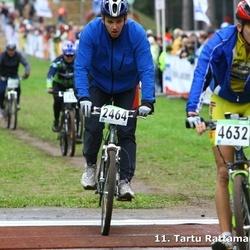 SEB 11. Tartu Rattamaraton - Ago Võhmar (2464), Kevin Aas (4632)