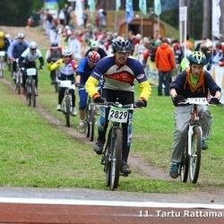 SEB 11. Tartu Rattamaraton - Janno Jõgi (2829), Jaanus Sepp (4070), Ander Avila (4371)