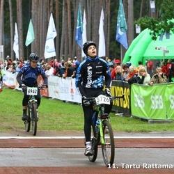 SEB 11. Tartu Rattamaraton - Arno Simpson (4942), Rainis Tulper (5726)