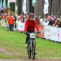 SEB 11. Tartu Rattamaraton - Agnes Pajur (5449)