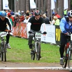 SEB 11. Tartu Rattamaraton - Aigar Kalm (2054), Indrek Taggel (4583), Kristjan Kõljalg (4950), Aare Ärmann (5440)
