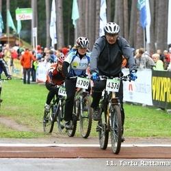 SEB 11. Tartu Rattamaraton - Heikki Must (4376), Age Roos (4706), Alo Lümat (4741)