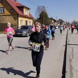 88. Suurjooks ümber Viljandi järve - Birgit Haasmaa (1375)