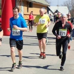 88. Suurjooks ümber Viljandi järve - Janno Hollo (275), Meelik Saviste (535), Artur Makku (3161)