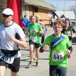 88. Suurjooks ümber Viljandi järve - Endre Varik (845)