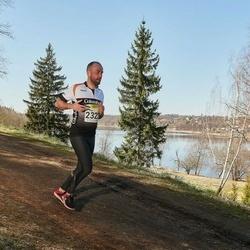 88. Suurjooks ümber Viljandi järve - Ago Kütt (2322)