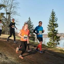 88. Suurjooks ümber Viljandi järve - Anni Jõe (2776)