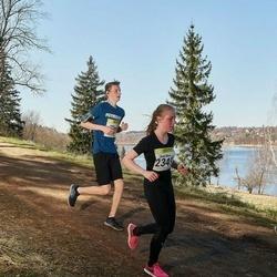 88. Suurjooks ümber Viljandi järve - Anna Marii Lette (2349)