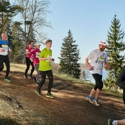 88. Suurjooks ümber Viljandi järve - Ago Sampka (2123)