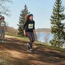 88. Suurjooks ümber Viljandi järve - Luize-Ingrid Klimova (1890), Brit Truuts (2949), Raquel Wendolyn Yhap (3033)