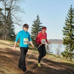 88. Suurjooks ümber Viljandi järve - Maili Kahu (5321), Anders Kivitar (5761)
