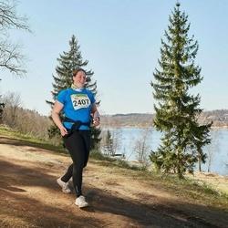 88. Suurjooks ümber Viljandi järve - Brit Laak (2407)