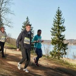 88. Suurjooks ümber Viljandi järve - Björn-Karl Hallik (5200)