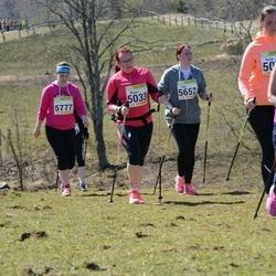 88. Suurjooks ümber Viljandi järve - Marlen Silm (5033), Piret Aidak (5652), Anastasia Bõstrova (5777)