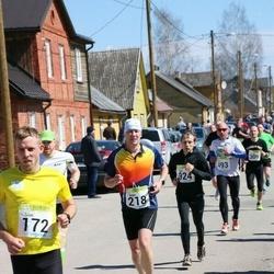 88. Suurjooks ümber Viljandi järve - Arnis Sulmeisters (218)