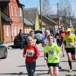 88. Suurjooks ümber Viljandi järve - Anneli Vaher (248), Andreas Hantson (255)