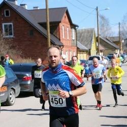 88. Suurjooks ümber Viljandi järve - Anders Eensalu (450)