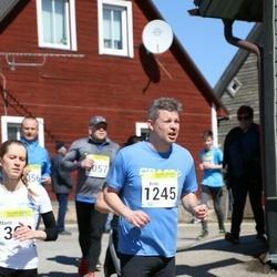 88. Suurjooks ümber Viljandi järve - Ando Laanesoo (1245)