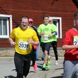 88. Suurjooks ümber Viljandi järve - Ando Tuul (2039)