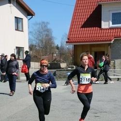 88. Suurjooks ümber Viljandi järve - Andra Mõttus (2115), Katrin Nurk (2142)