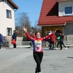 88. Suurjooks ümber Viljandi järve - Annelii Üprus (2041)