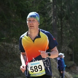 35. Tartu Jooksumaraton - Arnis Sulmeisters (589)