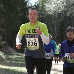 35. Tartu Jooksumaraton - Andre Nael (826)