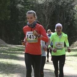 35. Tartu Jooksumaraton - Britta-Mai Nõmmik (1413)